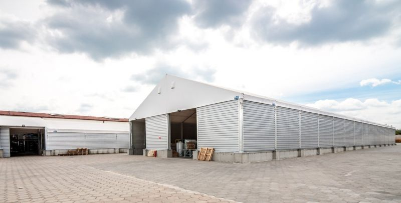 Jankowy warehouse structure